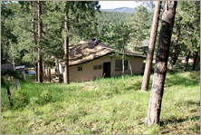 The Fir House - Private Home for Holiday and Vacation Rental in Evergreen, Colorado.